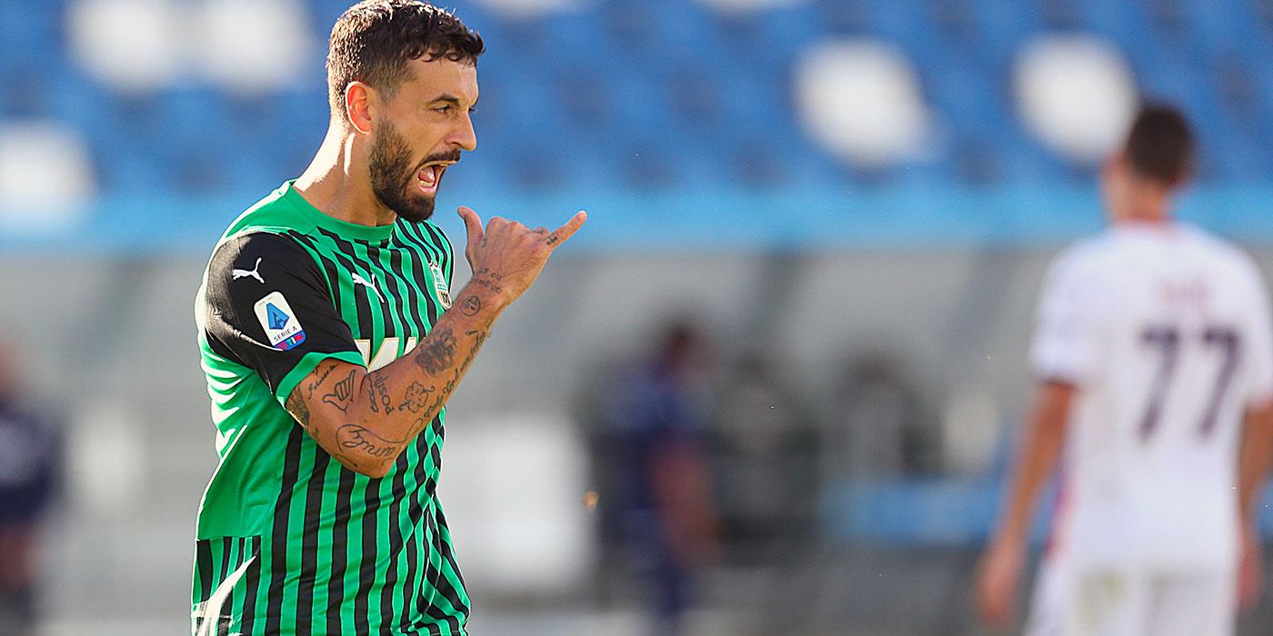 Calciomercato: ufficiale la cessione di Francesco Caputo alla Sampdoria –  U.S. Sassuolo Calcio