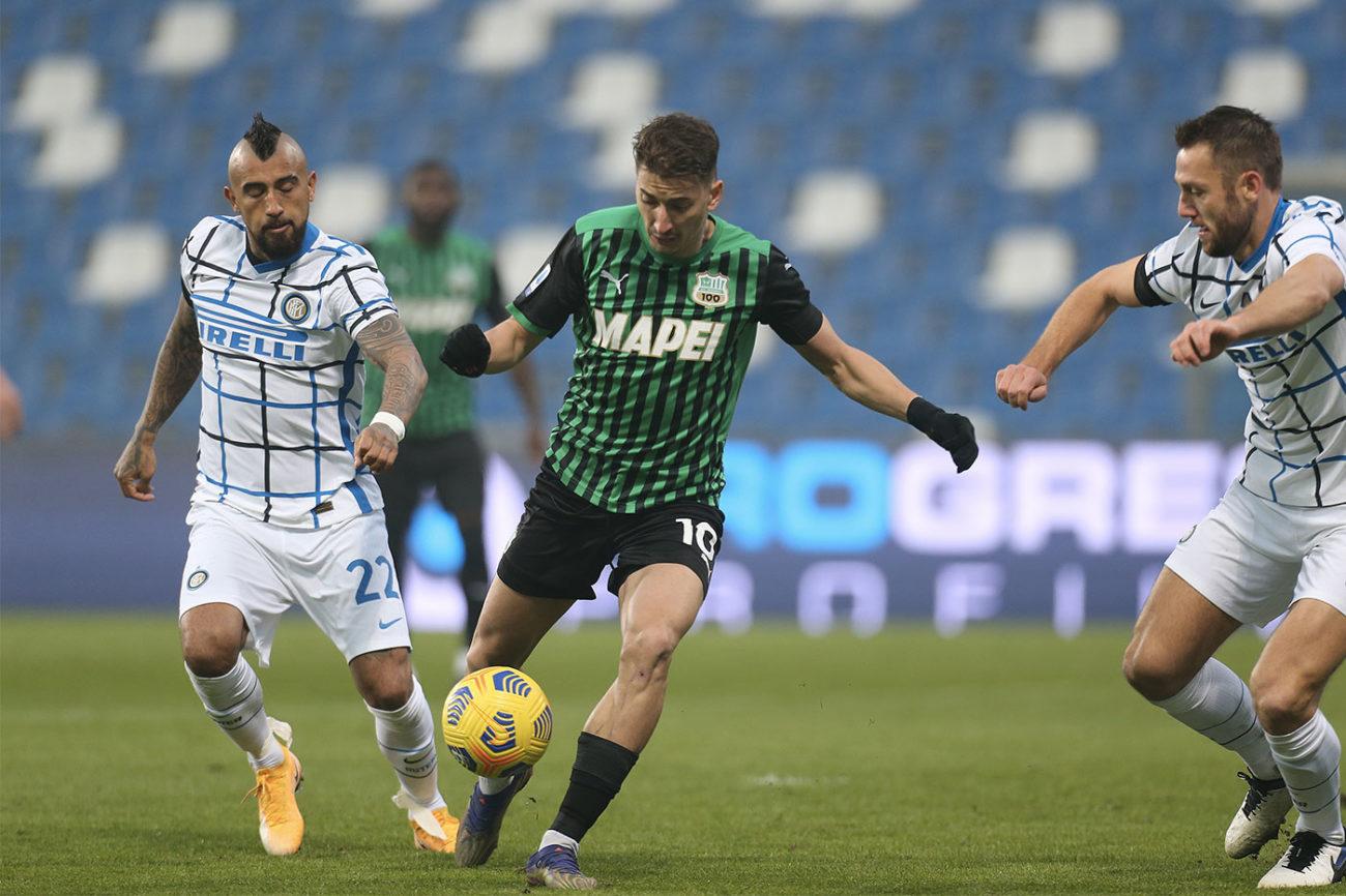 Il tabellino di Inter-Sassuolo 2-1 | Canale Sassuolo  |Inter- Sassuolo